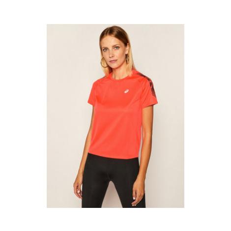 Asics Funkčné tričko Icon Ss 2012B044 Oranžová Regular Fit