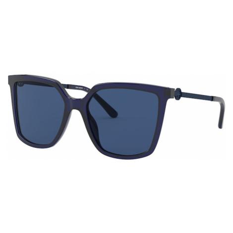 Tory Burch Slnečné okuliare  priehľadná / modrá