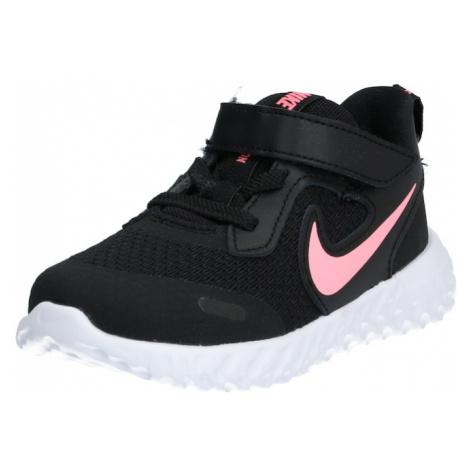 NIKE Športová obuv 'Revolution 5'  rosé / čierna