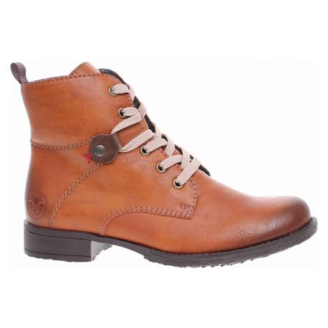Dámská kotníková obuv Rieker 70842-22 braun 70842-22