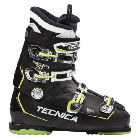 Tecnica MEGA 70 čierna - Lyžiarka obuv
