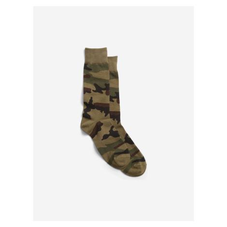 Ponožky GAP Zelená