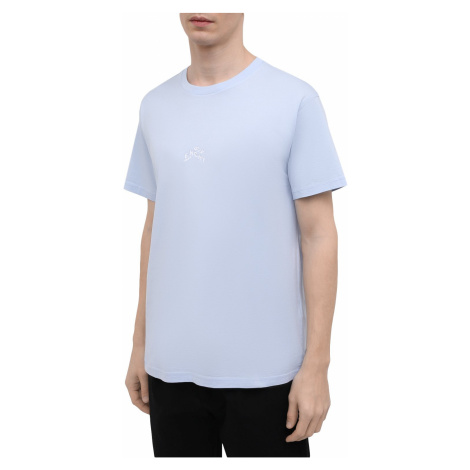 GIVENCHY Logo Blue tričko