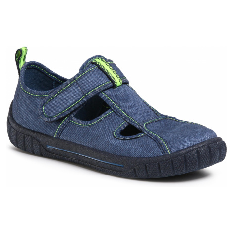 Papuče SUPERFIT - 1-000272-80 S Blau