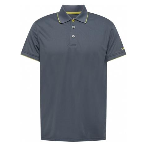 CMP Funkčné tričko  zelená