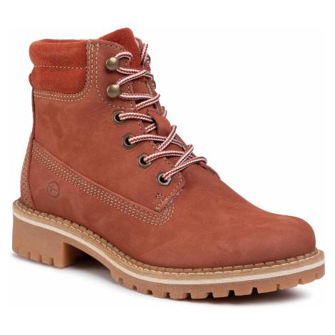 Outdoorová obuv TAMARIS - 1-25242-23 Rust 444