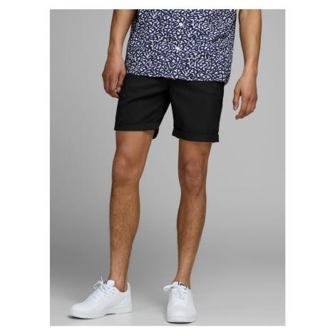 Black Chino Shorts Jack & Jones Connor