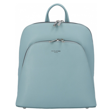 David Jones Dámsky batoh CM6031 Light Blue