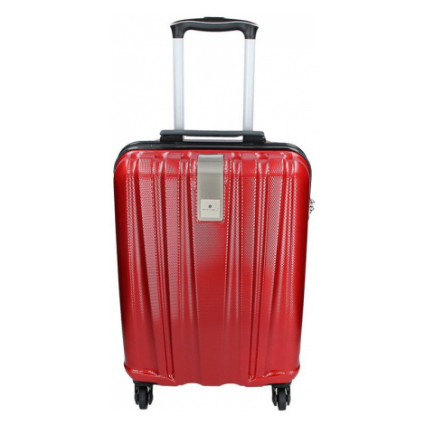 Cestovný kufor Snowball Lada S - tmavo červená