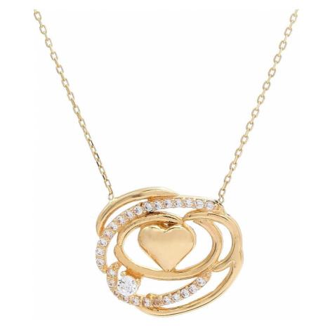 Zlatý náhrdelník AMMON