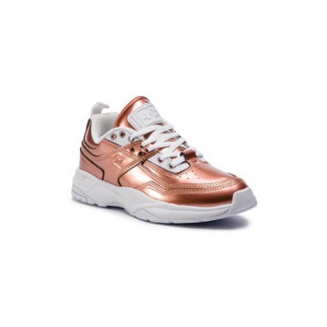 DC Sneakersy E.Tribeka Se ADJS200015 Hnedá