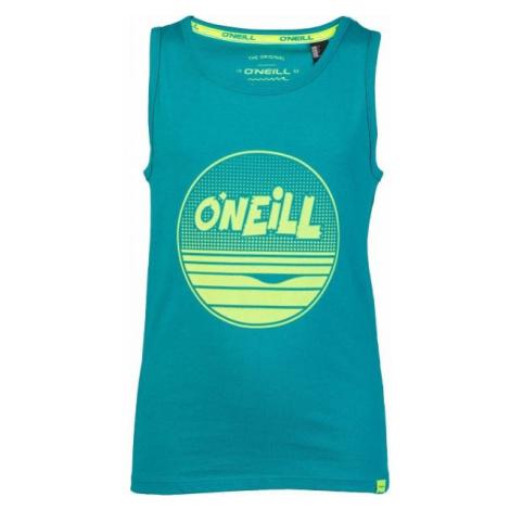 O'Neill LB CALI TANKTOP zelená - Chlapčenské tielko