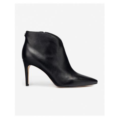 Guess Brista Kotníková obuv Čierna