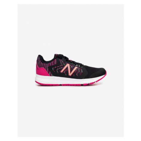 New Balance 519 Tenisky dětské Čierna Ružová