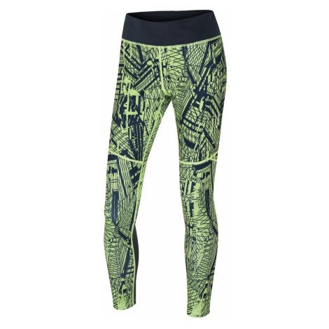 Husky Darby Long sv. zelená, Dámske športové nohavice