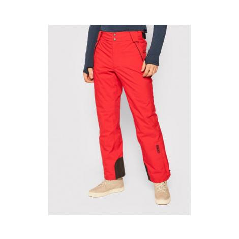 Colmar Lyžiarske nohavice Sapporo 1423 1VC Červená Regular Fit