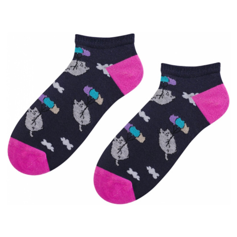 Bratex Woman's Socks POP-D-151