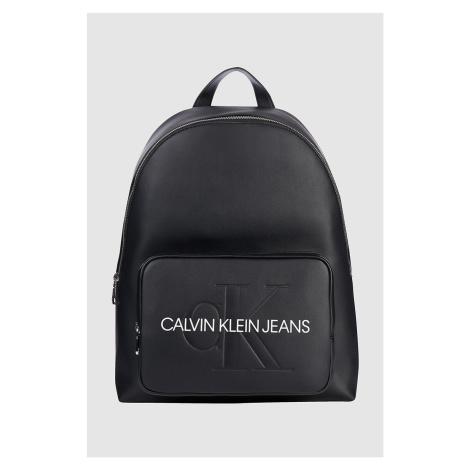 Calvin Klein čierne ruksak Campus BP W/PCKT
