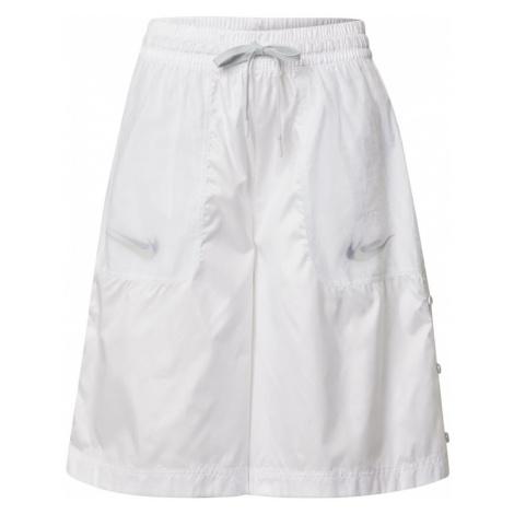 Nike Sportswear Nohavice 'Up in Air'  biela