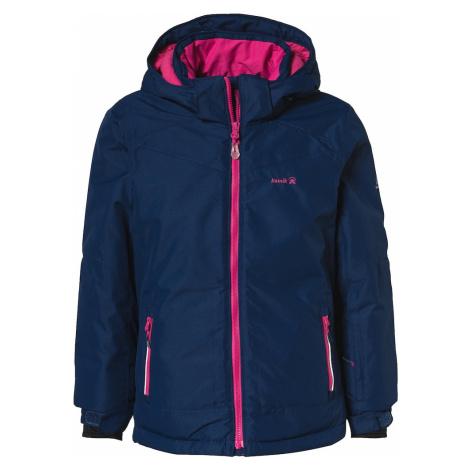 Kamik Outdoorová bunda 'ARIA20'  námornícka modrá / ružová