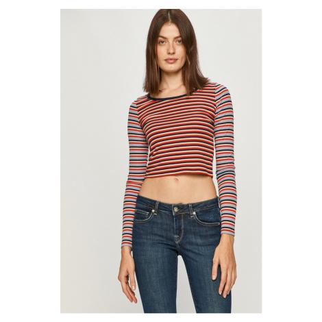 Pepe Jeans - Tričko s dlhým rukávom Paulina x Dua LIpa
