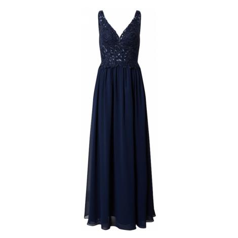 mascara Večerné šaty 'HOT FIX LACE'  námornícka modrá