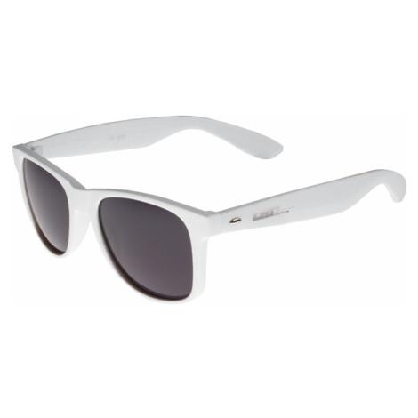 Unisex slnečné okuliare MSTRDS Groove Shades GStwo white Pohlavie: pánske,dámske