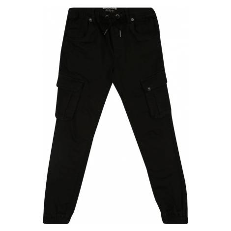 GARCIA Nohavice 'Lazlo'  čierna Garcia Jeans