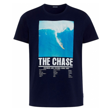 CHIEMSEE Funkčné tričko  tmavomodrá
