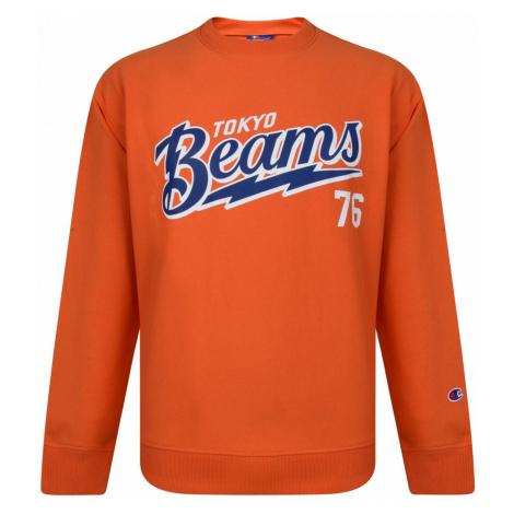 Champion X BEAMS Crew Neck Sweatshirt