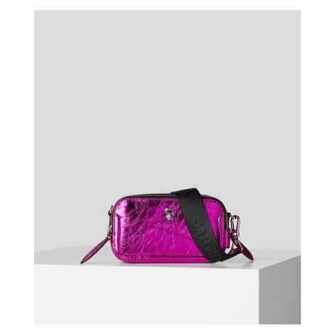 Kabelka Karl Lagerfeld K/Ikonik 3D Pin Camera Bag