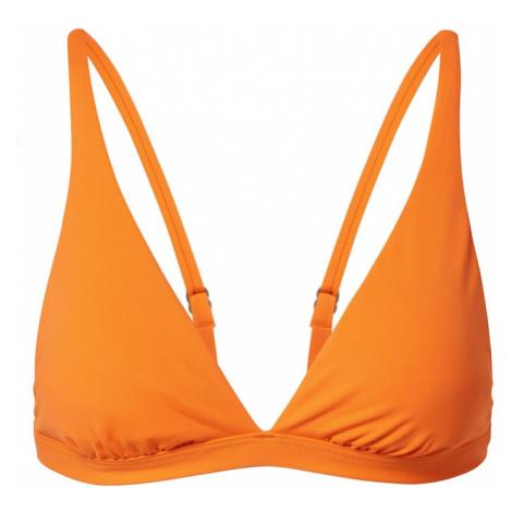 Seafolly Bikinový top  oranžová