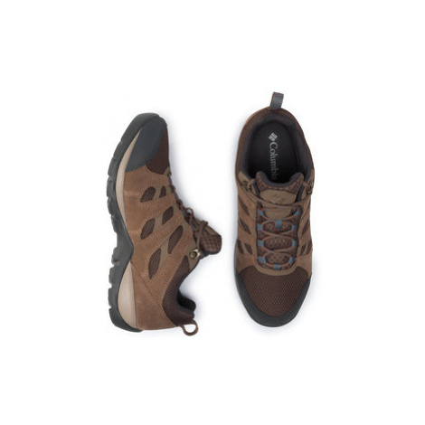 Columbia Trekingová obuv Redmond V2 Wp BL0834 Hnedá