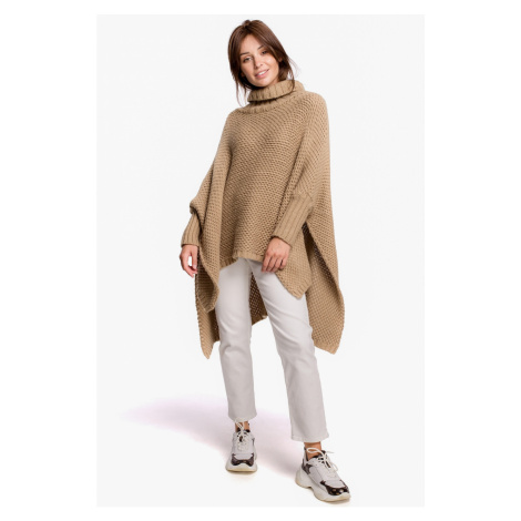 BeWear Woman's Pullover BK049 Camel
