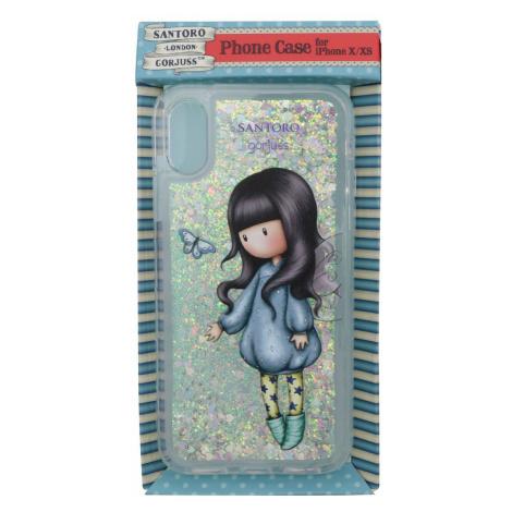Santoro plastový kryt na iPhone X/XS Gorjuss Bubble Fairy Santoro London