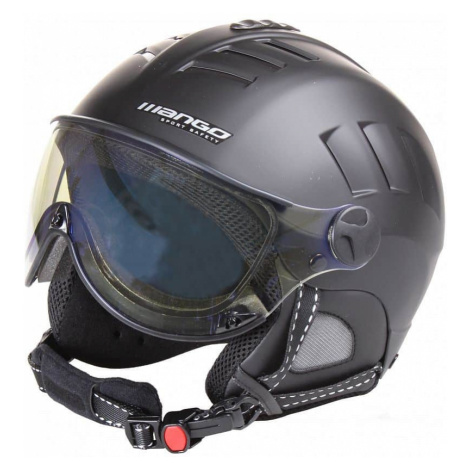 Volcano VIP lyžařská helma barva: černá;obvod: 56-58 Mango