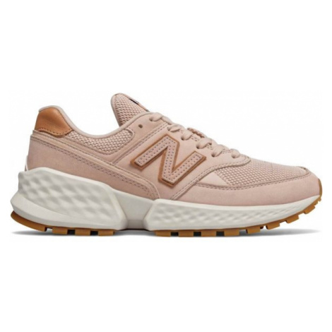 New Balance WS574ADA svetlo ružová - Dámska obuv na voľný čas