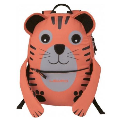 Lewro DIXIE 9 oranžová - Detský batoh