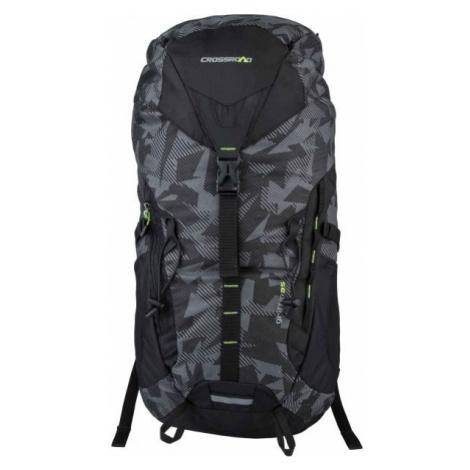 Crossroad GRIFFIN 35 čierna - Turistický batoh