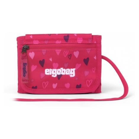 Ergobag Peňaženka Pink Hearts 2020