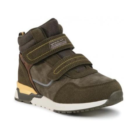 Šnurovacia obuv SPRANDI EARTH GEAR CP07-91336-02 Ekologická koža/-Ekologická koža
