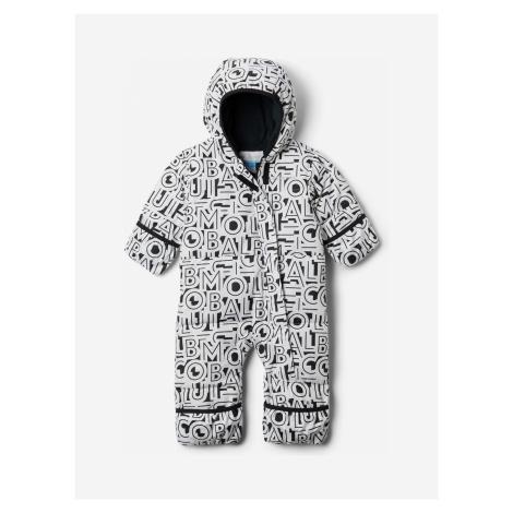 Snuggly Bunny™ Kombinéza dětská Columbia Čierna