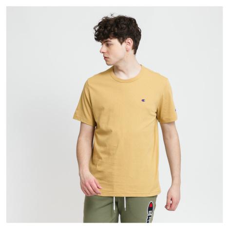 Champion Crewneck T-Shirt béžové