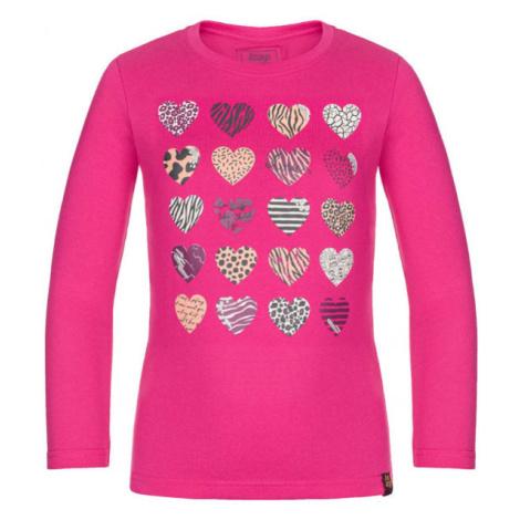 Loap BAMISE - Dievčenské tričko