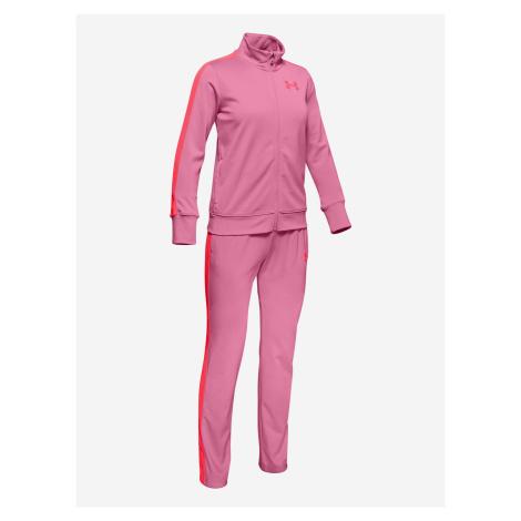 Súprava Under Armour Em Knit Track Suit Růžová
