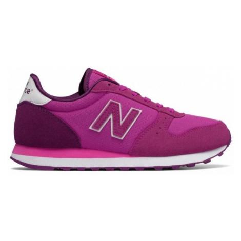 New Balance WL311OEC ružová - Dámska obuv na voľný čas