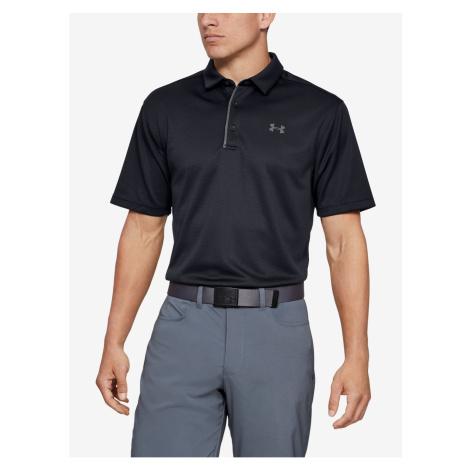 Black Men's Polo Shirt Under Armour