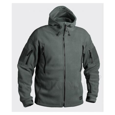 Fleecová bunda PATRIOT HF- foliage green - zosilnená!