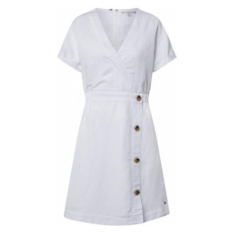 TOMMY HILFIGER Šaty  biela