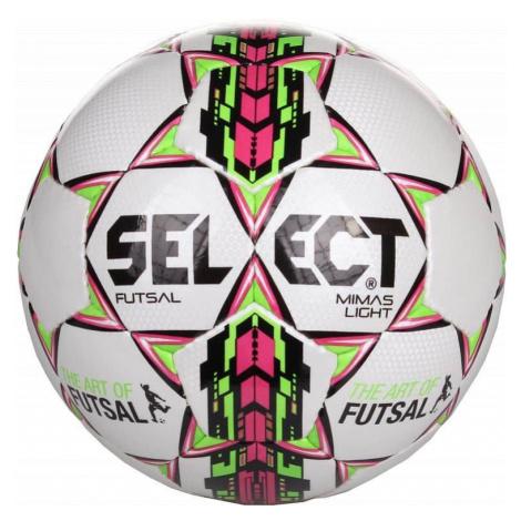 FB Futsal Mimas Light futsalový míč barva: bílá-modrá;velikost míče: č. 4 Select